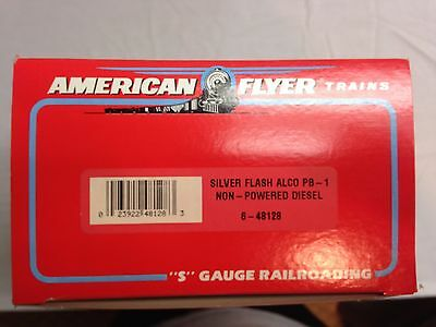 American Flyer Lionel Silver Flash PB-1 Non-powered diesel