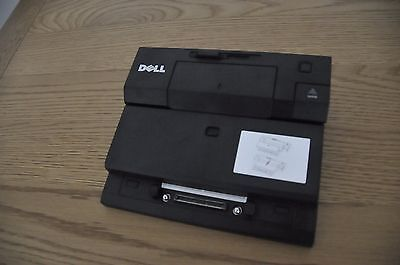 Dell Latitude E-Series E-Port Replicator Docking Station USB 3.0 with Spacer!