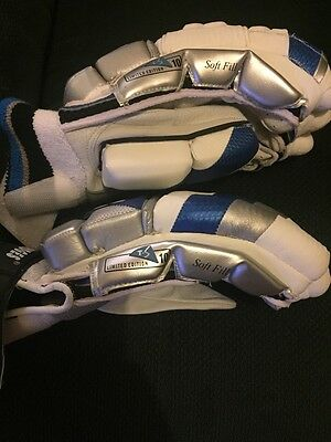 Left Handed SS Limited Edition Batting Gloves (brand New)