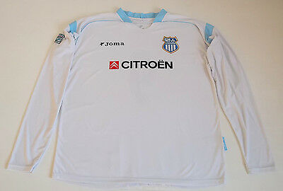 OFK Beogard Belgrade 2006 - 2007 #9 Rakic Away Match Worn Long Sleeve Joma Shirt