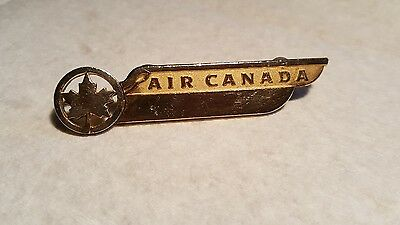 Air Canada flight attendant vintage badge, very unique, rare