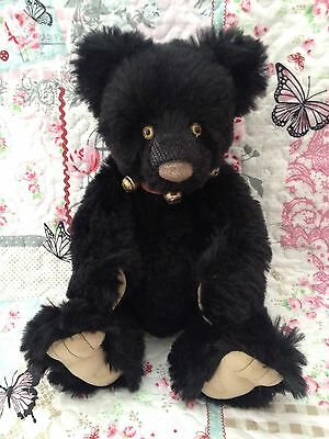 CHARLIE BEARS JET 2009 LTD EDITION OF 150 ISABELLE COLLECTION BEAR low number 11