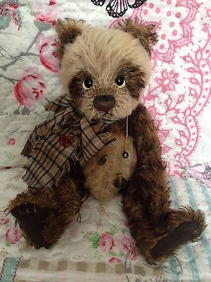 Charlie Bears Burdock  2009 Limited Edition  Isabelle Collection Bear