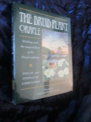 VERY RARE - THE DRUID PLANT ORACLE - NEW AND SEALED. Unique Divination System