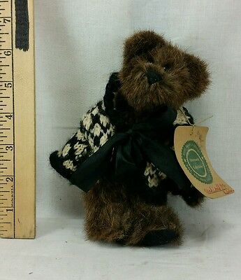Boyd's Bears The Archive Collection Plush Archibald McBearlie Retired