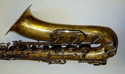 Vintage The New King Keilwerth tenor saxophone Made in Germany