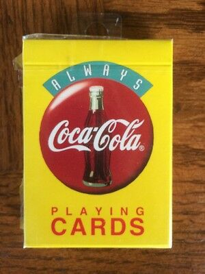 Coca Cola Deck Of Playing Cards NIP #351 1994