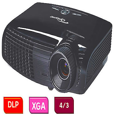 OPTOMA EX540i GAMETIME FULL 3D HD 1080p READY DLP PROJECTOR❗HOME CINEMA RRP £599
