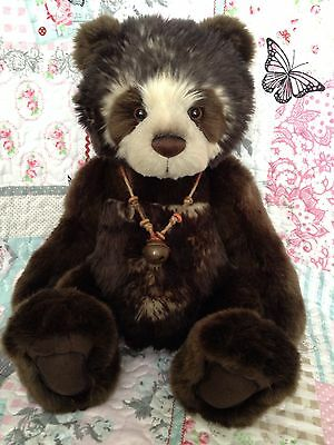Charlie Bears Breeny Retired 2013 Bear Excellent Condition
