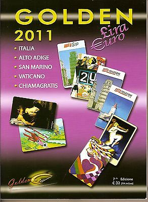 *@ Catalogo Golden £Ira / €Uro 2011 - Nuovo @*