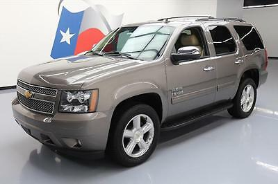 2014 Chevrolet Tahoe LT Sport Utility 4-Door 2014 CHEVY TAHOE LT TEXAS HTD LEATHER REAR CAM 64K MI #151001 Texas Direct Auto