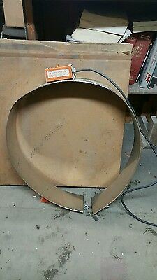 Drum Heater Metal for 55 Gallon 2500 kw 120V