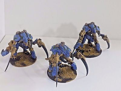 Tyranid Tyrant Guard - Warhammer 40k - 3 Models - CONVERTED/Proxy - Well Painted
