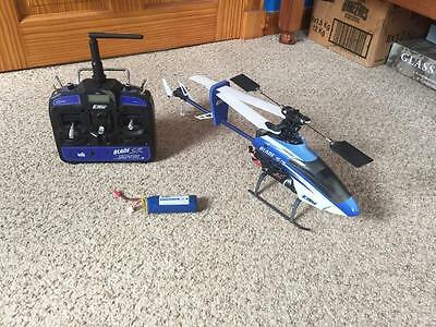 Blade SR Micro RC Helicopter Collective pitch RTF