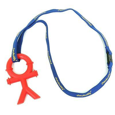 Lanyyard Neck Strap Baby Baby Toddler Chewing Teething Chew Toy Cord Kids Autism