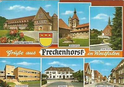 Multiview And Coat Of Arms Freckenhorst     Germany     PC