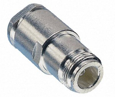 N-Type AgPt clamp straight socket-RG213 T cable