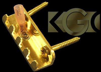 Killer Brass Claw - Tremolo Spring Claw -Fits- Strat, Ibanez, Upgrade-Not Bent!!