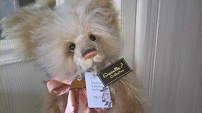 """CHARLIE BEARS Hepburn - (New for 2017)* Mohair  21"""" by  Isabelle Lee!"""