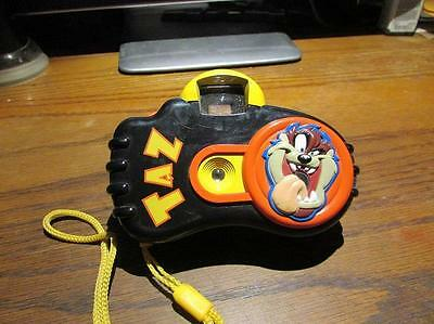 Loony Tunes Taz Tasmanian Devil 110MM Warner Bros. Camera 1998