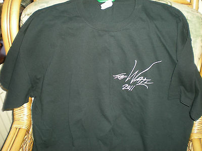 Roger Waters ~ The Wall Live 2011 ~ Stage Crew T Shirt ~ Staff Only