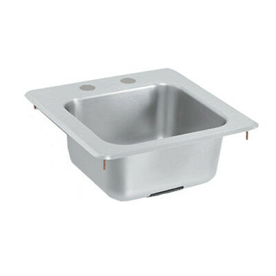 "Vollrath K1554-C 11""W Drop-In Underbar Sink"