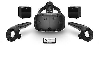 HTC Vive  Virtual Reality Headset VR Headset