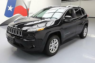 2015 Jeep Cherokee  2015 JEEP CHEROKEE LATITUDE 4X4 REAR CAM BLUETOOTH 20K #779213 Texas Direct Auto