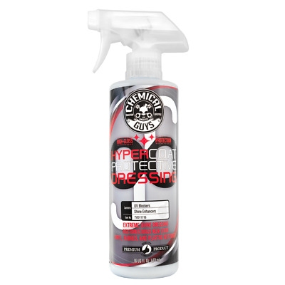 Chemical Guys G6 Hyper Coat  Reifen & Kunststoffdressing 473 ml, 33,72EUR/Liter