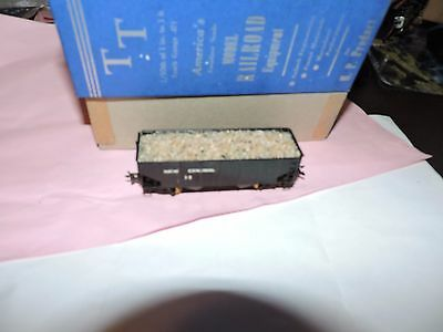 HP PRODUCT T/T 1/120th SCALE NEW CENTRAL HOPPER CAR  WITH LOAD # 12