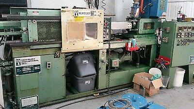 75 ton 5 ounce Newberry injection molding machine