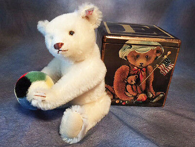 Vintage Steiff PROTOTYPE Teddy Bear SPECIAL Limited Edition Museum Quality