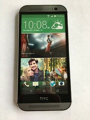 HTC One M8 NON WORKING Dummy/Display/Sample GREY