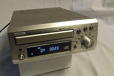 DENON UD-M31 Hi-Fi Compact CD FM AM tuner audio system AUX Made in Japan
