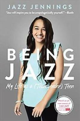 Being Jazz - Jennings, Jazz - New Book