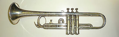 Vintage Besson Prototype Class A London England Bb Trumpet