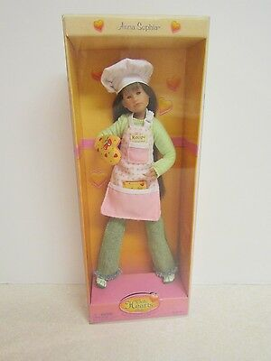 NEW Only Hearts Club Doll Anna Sophia in Cooking Outfit
