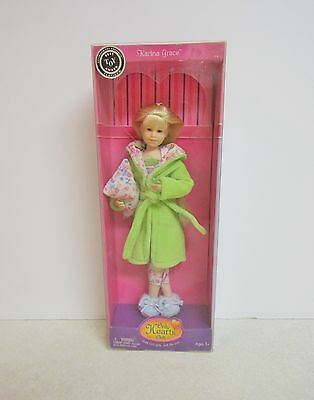 NEW Only Hearts Club Doll Karina Grace in Green Bathrobe Pajamas Outfit