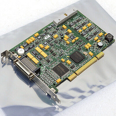 National Instruments PCI-6289 32-channel Multifunction Input/Output Card 18-bit