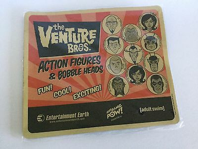 Venture Brothers Entertainment Earth Mouse Pad