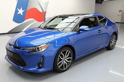 2015 Scion tC Base Coupe 2-Door 2015 SCION TC AUTOMATIC PANO SUNROOF ALLOY WHEELS 25K #092385 Texas Direct Auto