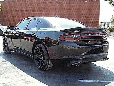 2016 Dodge Charger R/T 2016 Dodge Charger R/T Wrecked Repairable Only 22K Mi Many Options Wont Last!