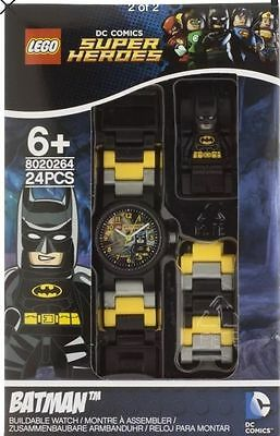 Lego 8020564 Batman watch Super Heroes