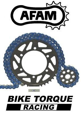 Gas Gas 250 TXT Trial 02-10 AFAM Upgrade Blue Chain And Sprocket Kit