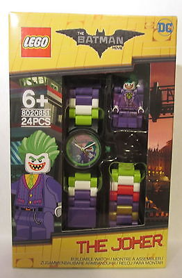 Lego 8020851 Joker watch Super Heroes From The Batman Movie