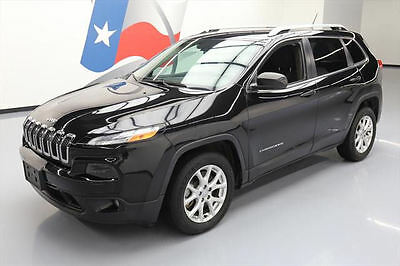 2014 Jeep Cherokee  2014 JEEP CHEROKEE LATITUDE 2.4L BLUETOOTH ALLOYS 23K #199718 Texas Direct Auto
