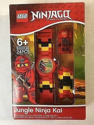 Lego 8020534 Jungle Ninja Kai Watch Ninjago Sky Pirate