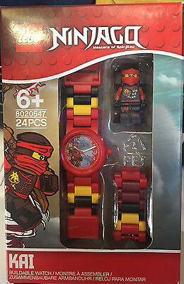 Lego 8020547  Kai Watch Ninjago Sky Pirate