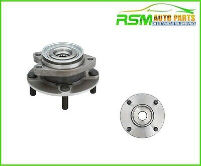 Fits to Versa 07-11 Front Wheel Hub Bearing Assembly with ABS