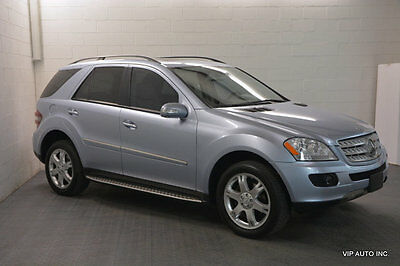 2007 Mercedes-Benz M-Class ML350 4MATIC 4dr 3.5L Mercedes ML350 4Matic Appearance Package Heated Seats Power Liftgate